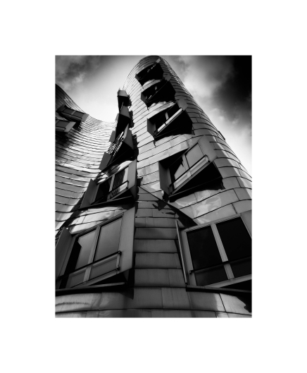 Düsseldorf - Gehryhaus