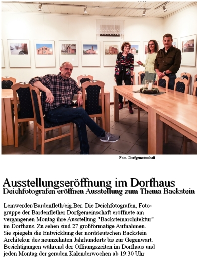 DF Ausstellung Dorfhaus 2